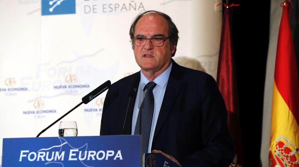 Foto: El portavoz del PSOE en la Asamblea de Madrid y candidato a la Presidencia autonómica, Ángel Gabilondo (Efe)