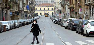 Post de Italia reduce el ritmo de contagios y avisa: