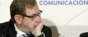 Foto: Cebrián ve normal su sueldo aunque multiplica por diez la media del sector