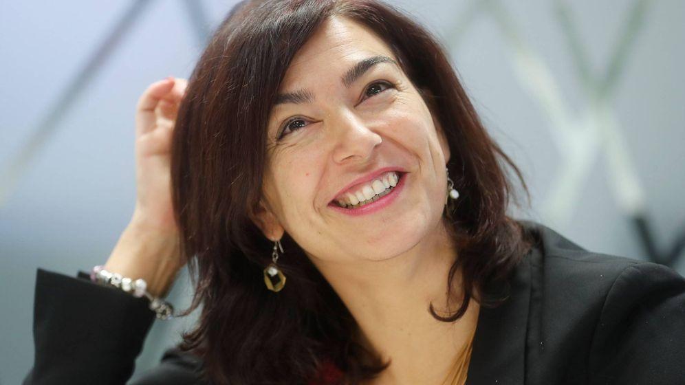 Foto: La presidenta del CSD, María José Rienda. (EFE)