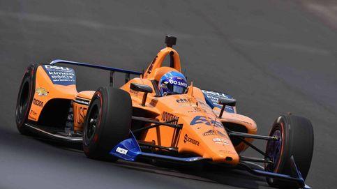 La idea de McLaren para correr las 500 Millas que Fernando Alonso rechazó
