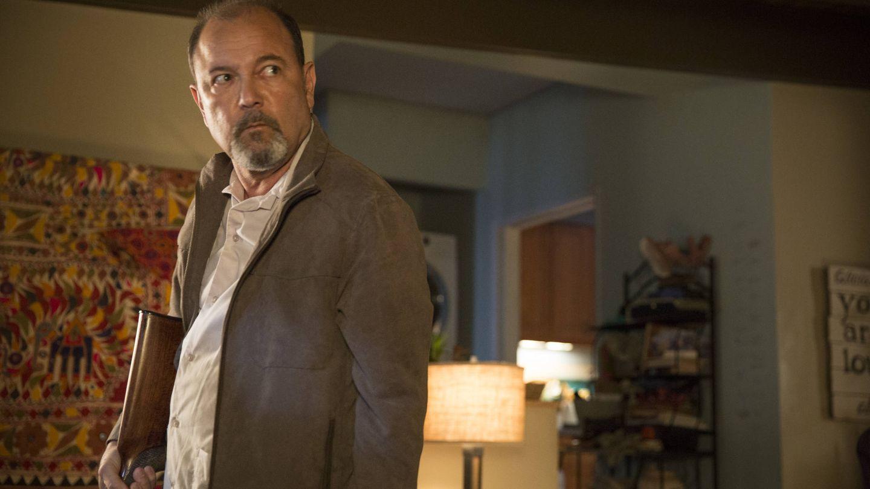 Rubén Blades es el temible Daniel Salazar en 'FTTW'. (AMC España)