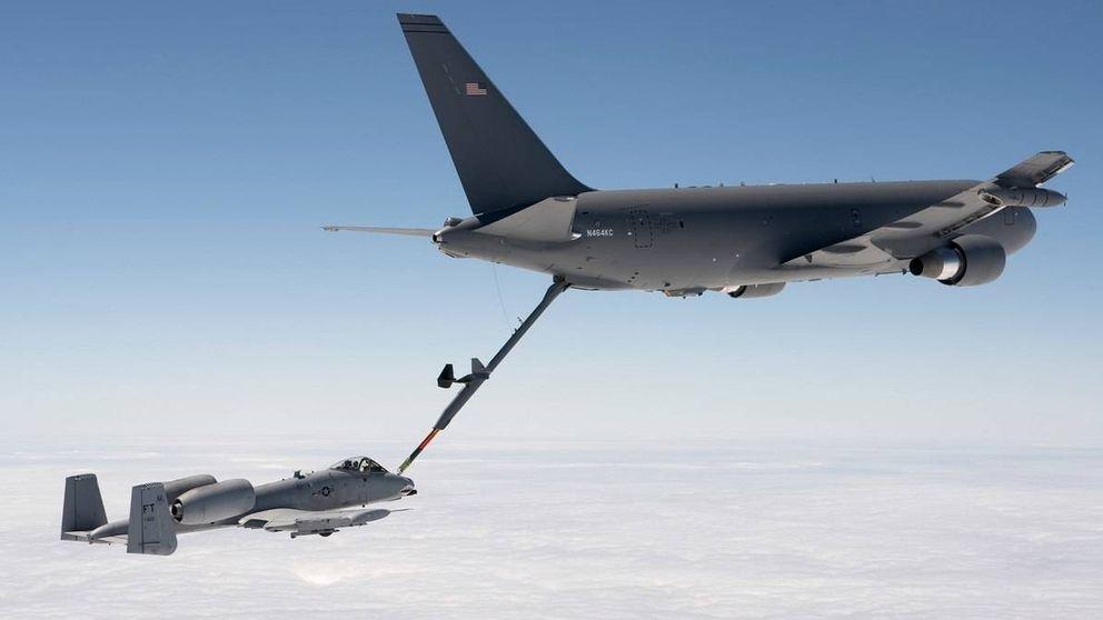 Estas son las nuevas 'gasolineras' aéreas del ejército de EEUU