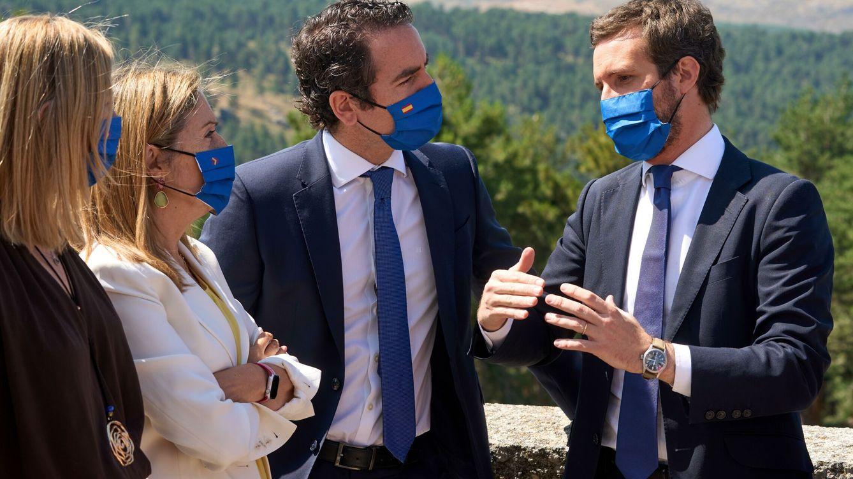 Sánchez intenta una envolvente a Casado a través de pactos con sus barones territoriales