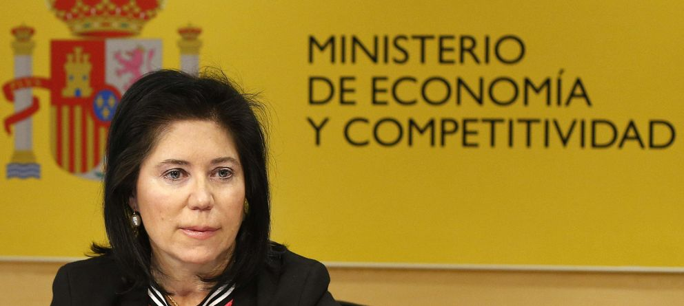 Foto: La secretaria general del Tesoro, Rosa Sánchez-Yebra