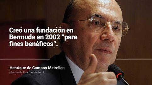 Meirelles y Maggi, ministros brasileños, implicados en los Paradise Papers