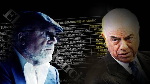 BBVA pagó al menos 211.750 euros a Villarejo para investigar a Ausbanc