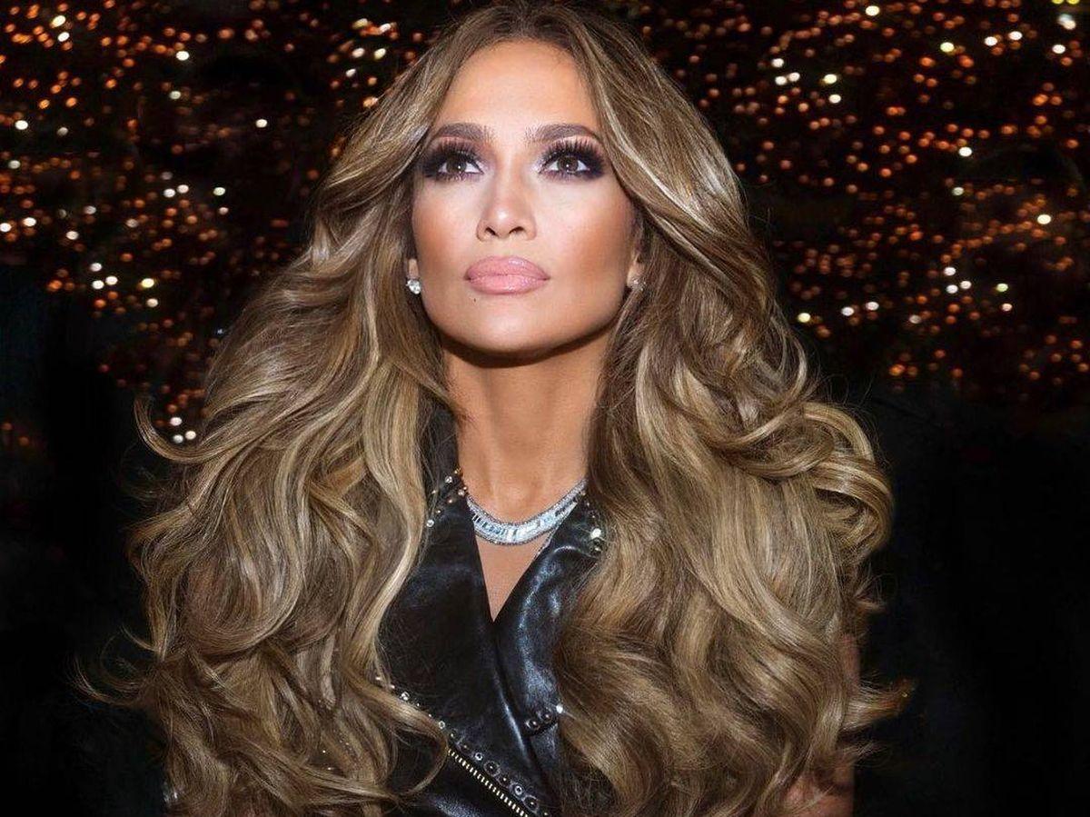 Foto: La melenaza de Jennifer Lopez en la Super Bowl de 2020. (Instagram @chrisappleton1)