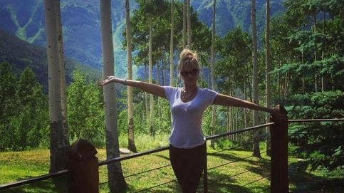 Melanie Griffith se refugia en Aspen junto a su hija Stella del Carmen