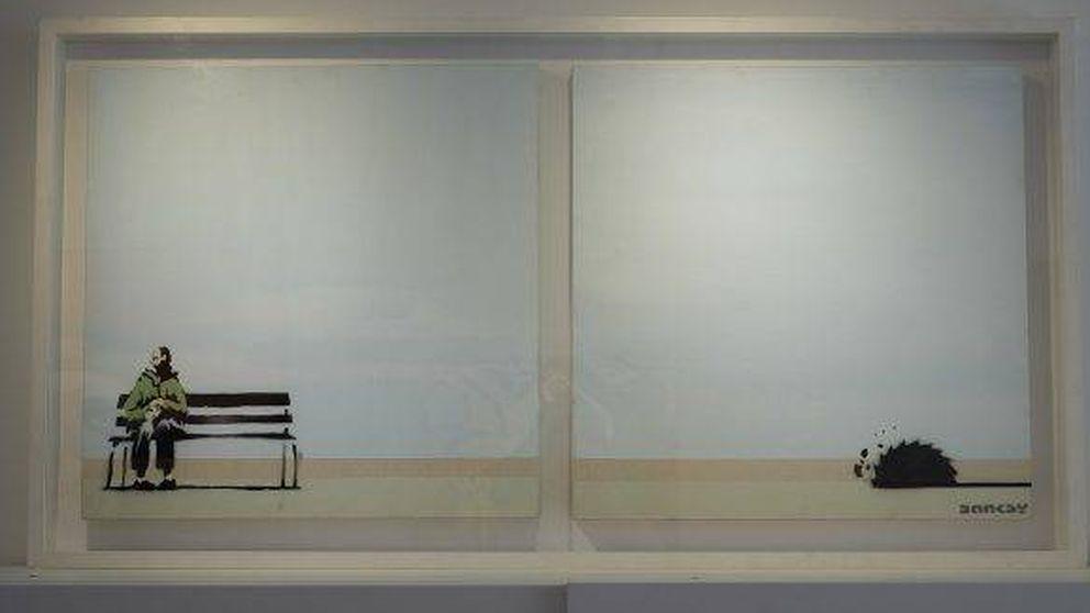 Banksy, Maquiamelo o Paperina, el arte más allá de ARCO