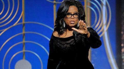 El histórico y poderoso discurso de Oprah Winfrey en los Globos de Oro
