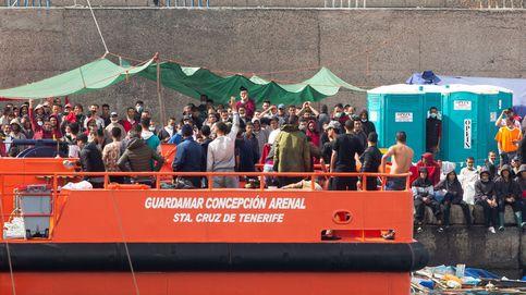 Unidas Podemos presiona dentro del Gobierno para que gire la política de migración
