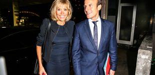 Post de Brigitte, la profesora de Macron que se acabó convirtiendo en su esposa