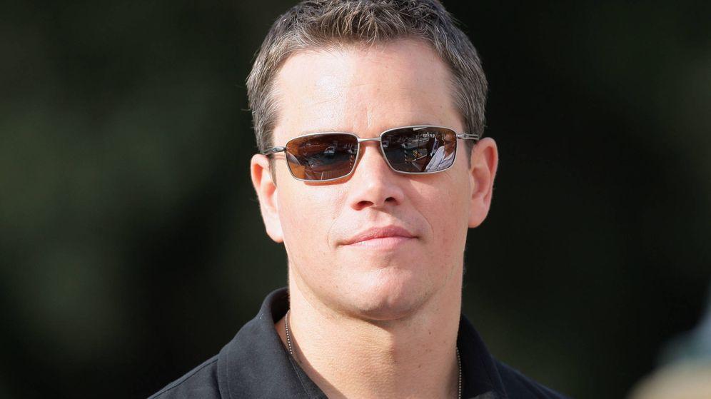 Foto:  Matt Damon. (Getty)