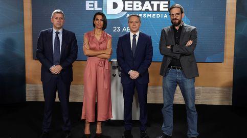 El debate a cinco en Atresmedia durará dos horas, sin cronómetro y de pie con atril