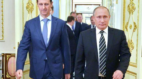 Al Asad y Putin se reúnen en Moscú para analizar la situación en Siria