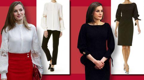 Carolina Herrera borra los precios de las prendas que ha llevado Doña Letizia