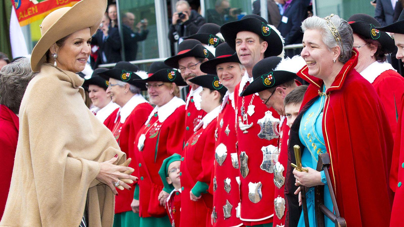 Reina Máxima de Holanda: fotos por 50 años | RSVPOnline