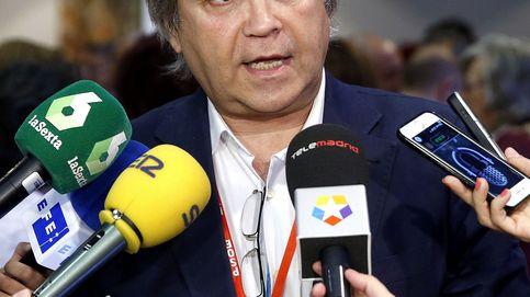 Antonio Miguel Carmona se engancha con Odón Elorza: Yo no acepté votos del PP para ser alcalde