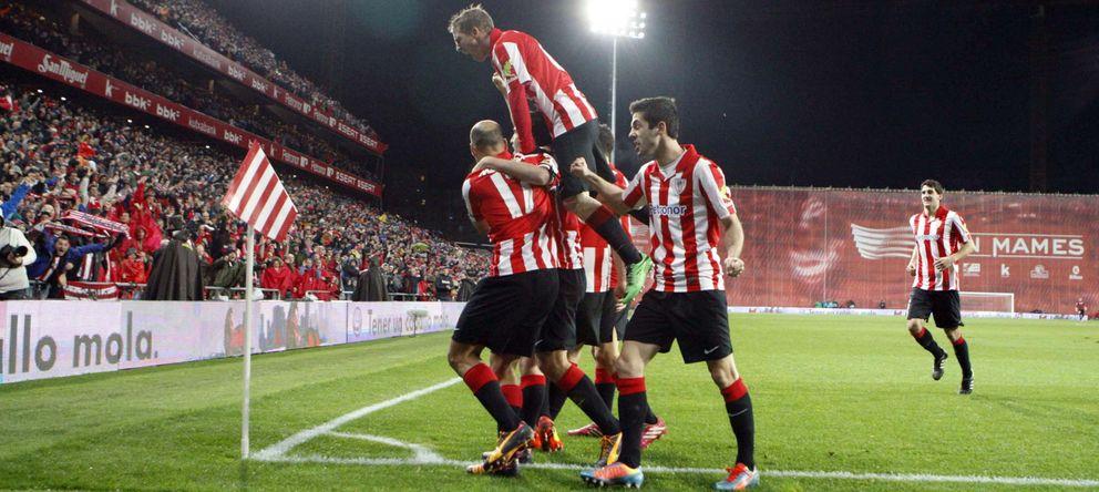 Foto: El Athletic se jugará el pase a la fase de grupos de la Liga de Campeones ante el Nápoles.