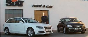 Foto: Sixt, alquiler de coches Premium