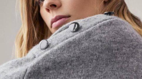 Este vestido de Massimo Dutti es la mezcla perfecta de elegancia y confort