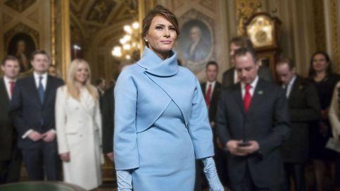 La prueba de que a Melania Trump le da igual salir en revistas de moda