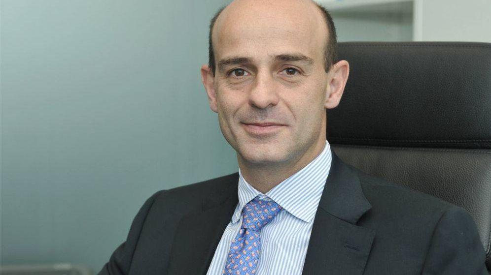 Foto: El todavía consejero delegado de Ferroglobe, Pedro Larrea.