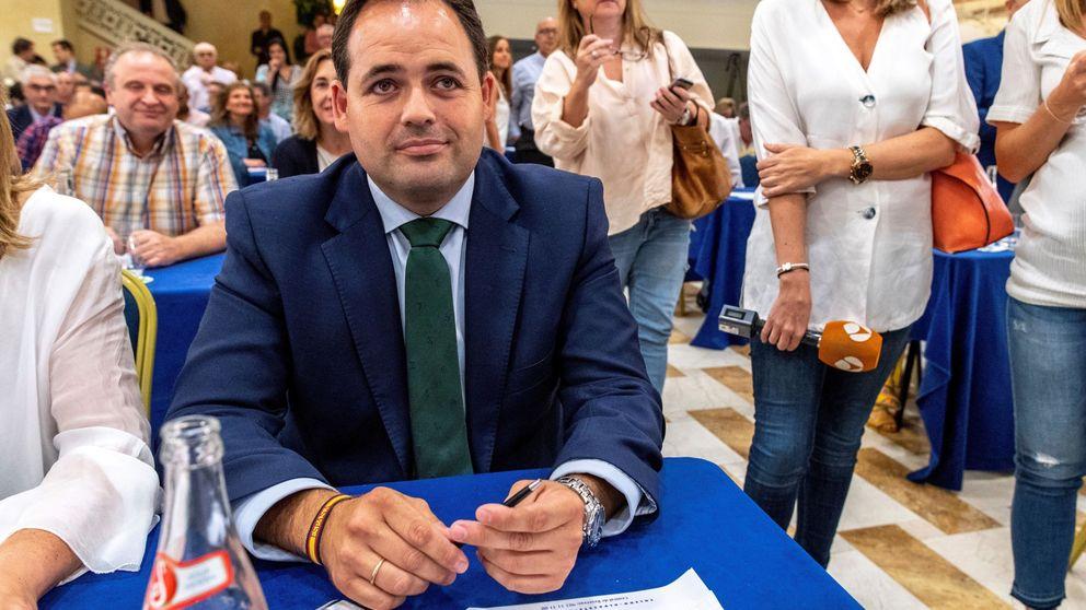 Francisco Núñez barre en las primarias y sucede a Cospedal en el PP de C-LM