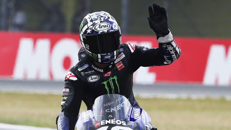 Maverick Viñales, en el pasado GP de Estiria. (Reuters)