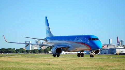 Embraer E190, con capacidad para 100 pasajeros: el avión accidentado en México