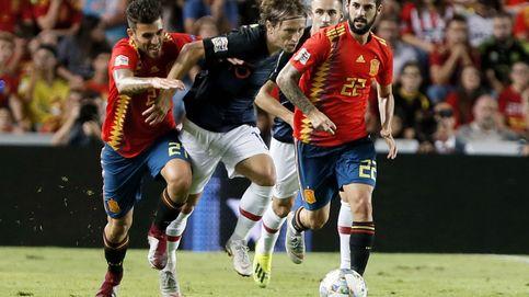 España exige al rebelde Isco resetear su fútbol pausado