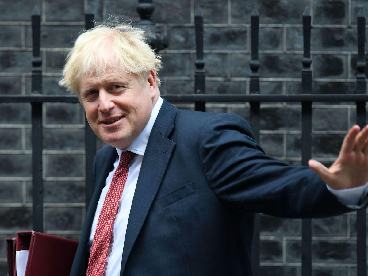 Foto: Boris Johnson. (EFE)