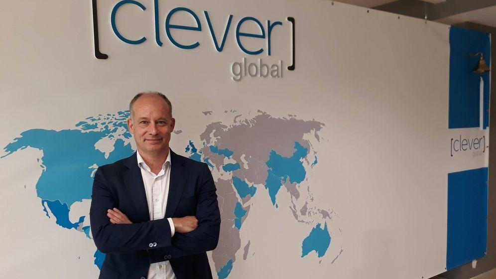 Foto: Fernando Gutiérrez Huerta, presidente de Clever Global. (C.P.)