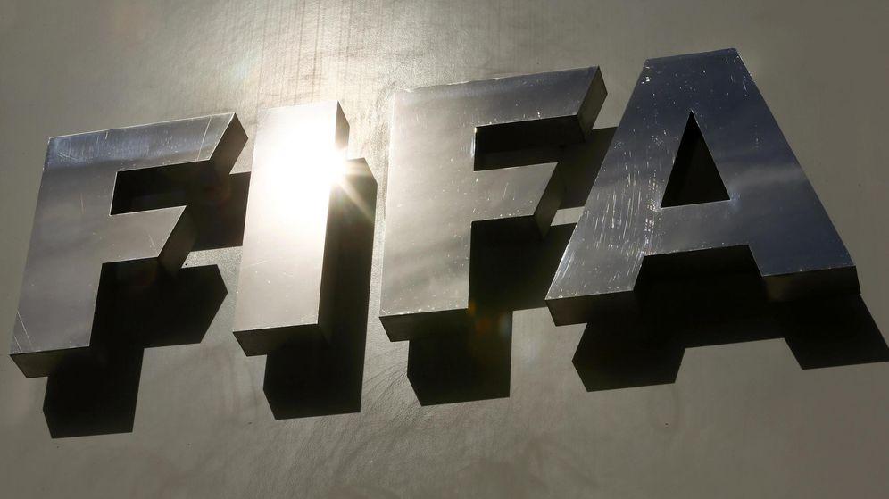 Foto: Así son los siete candidatos que se presentan a las elecciones a presidente de la FIFA (Reuters).