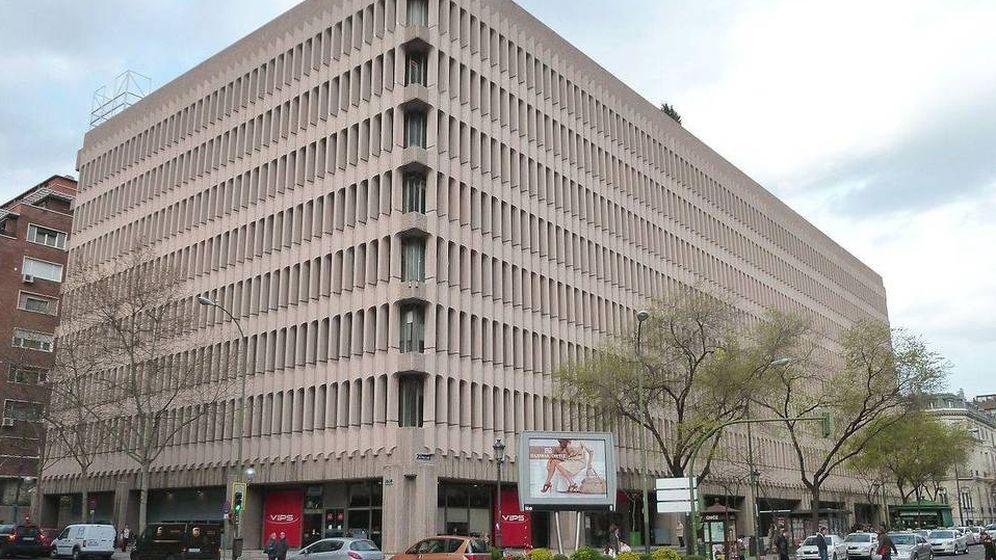 Foto: Edificio Beatriz en Madrid, antigua sede de Popular y sus accionistas. (Wikipedia)