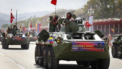 Ruido de sables en Venezuela: el golpe de Estado que teme Maduro