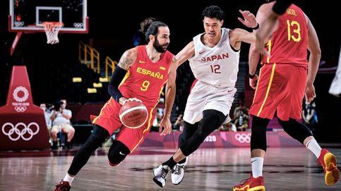 Con Ricky Rubio todo es más fácil: España gana a Japón en los Juegos Olímpicos (77-88)