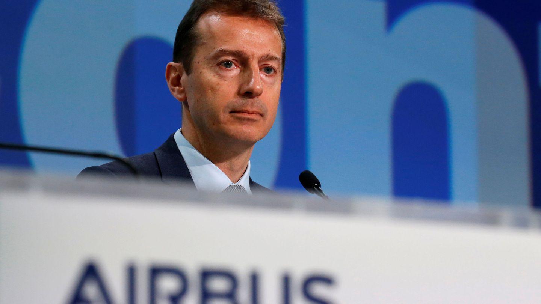 Guillaume Faury, CEO de Airbus. (Reuters)