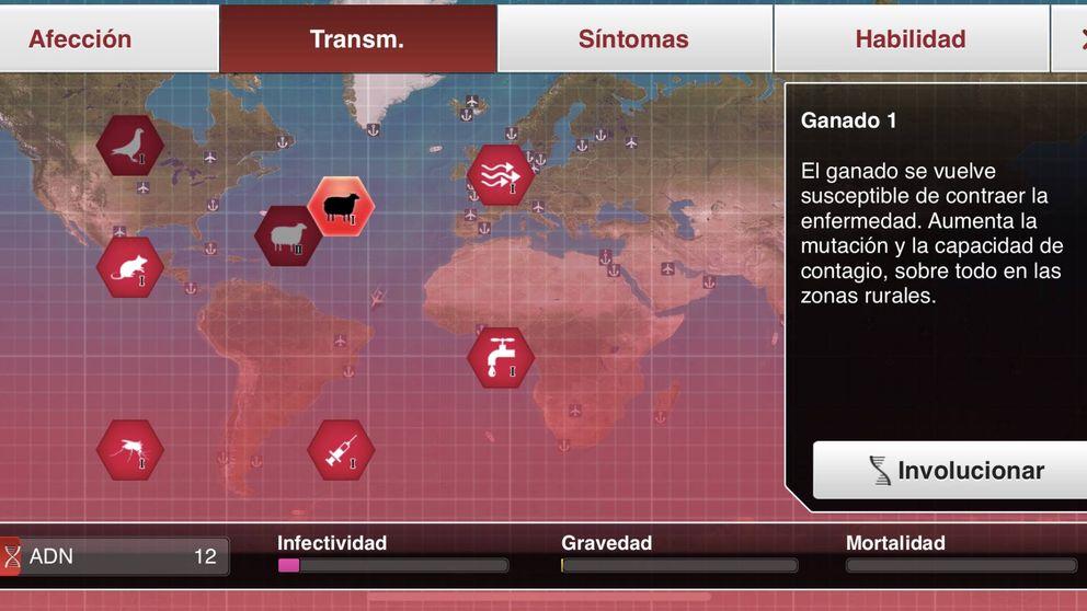 Crea tu virus de Wuhan: el juego con el que miles de personas están infectando al mundo