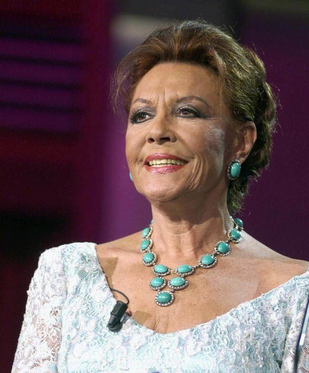 Foto: Muere en sevilla a los 87 años de edad la actriz y cantante Paquita Rico