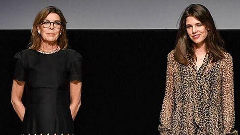 Carolina de Mónaco y Carlota Casiraghi, la última lección de estilo de madre e hija