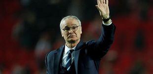 Post de El triste lamento de Claudio Ranieri en su despedida: