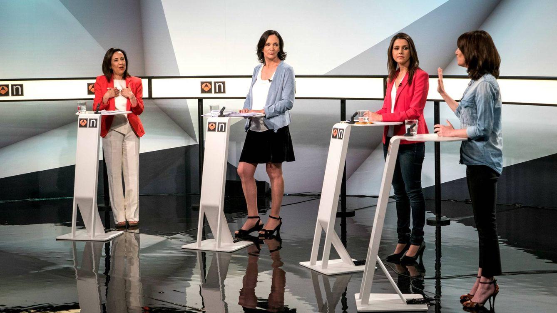 Foto: Foto del debate de Antena 3