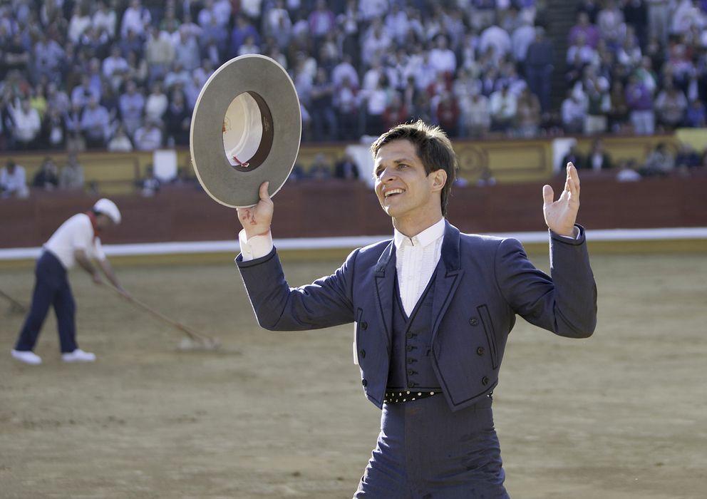 Foto: El torero, en una corrida celebrada el pasado abril