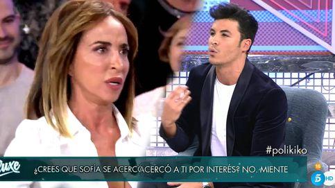 María Patiño se escandaliza por un comentario de Kiko Jiménez: ¡Machista!