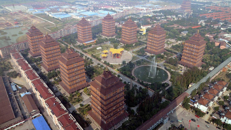 Huaxi, la ciudad china donde todos son ricos y de la que no pueden hablar