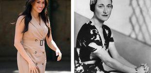 Post de Meghan Markle, Wallis Simpson y su foto comparativa que se ha hecho viral