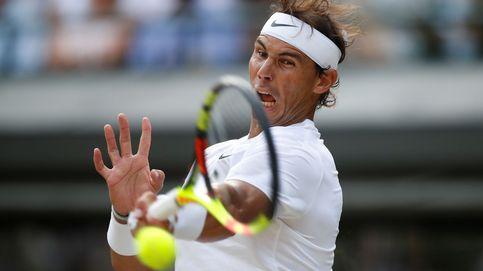 Rafa Nadal en directo: solo Roger Federer separa al balear de la final de Wimbledon