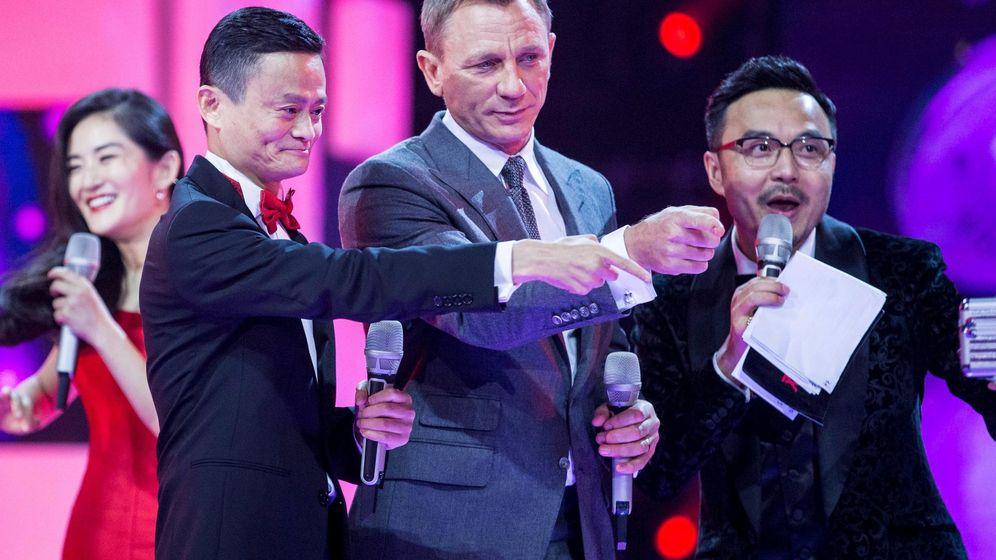 Foto: Daniel Craig durante la presentación del Día de los Solteros. (Reuters)